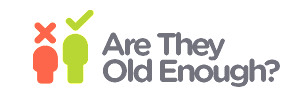 Are they old enough Logo