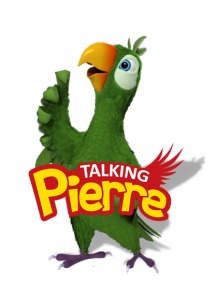 Talking Pierre