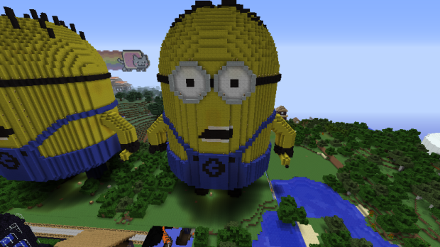 Build Your Own Minion Minecraft Designs We Game
